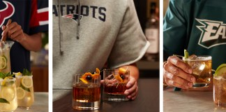 NFL football game day cocktail recipes