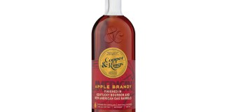 Copper & Kings American Brandy Co. apple brandy