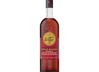 Copper & Kings American Brandy Co. apple brandy