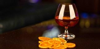 Clique Bar & Lounge Blood Moon cocktail recipe