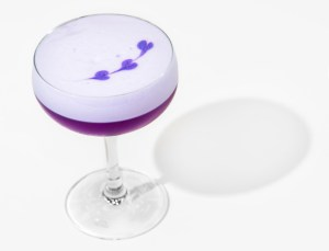 The Color of Royalty cocktail recipe