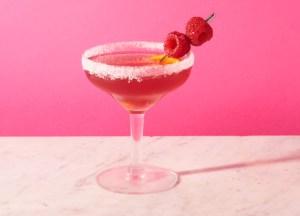 Taffer's Mixologist Raspberry Orange Cosmo cocktail recipe