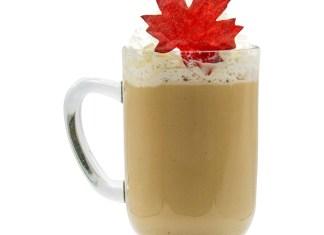 Monin Maple and Vanilla Spice Latte