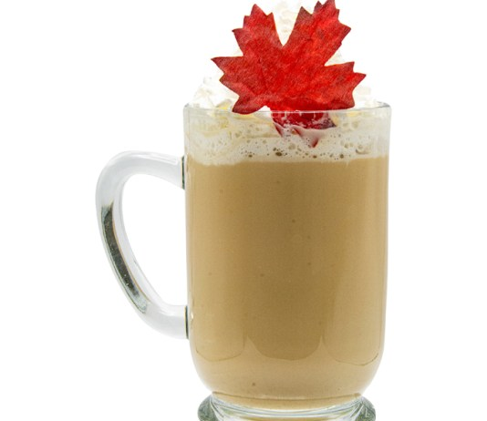 Monin Maple and Vanilla Spice Latte