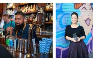 U.S. Winners of the 2019 Nikka Perfect Serve Regional Bartender Competition