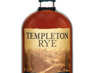 Templeton Rye Maple Cask Finish Whiskey