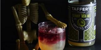 Taffer's Mixologist Beetlejuice Skinny Margarita cocktail recipe