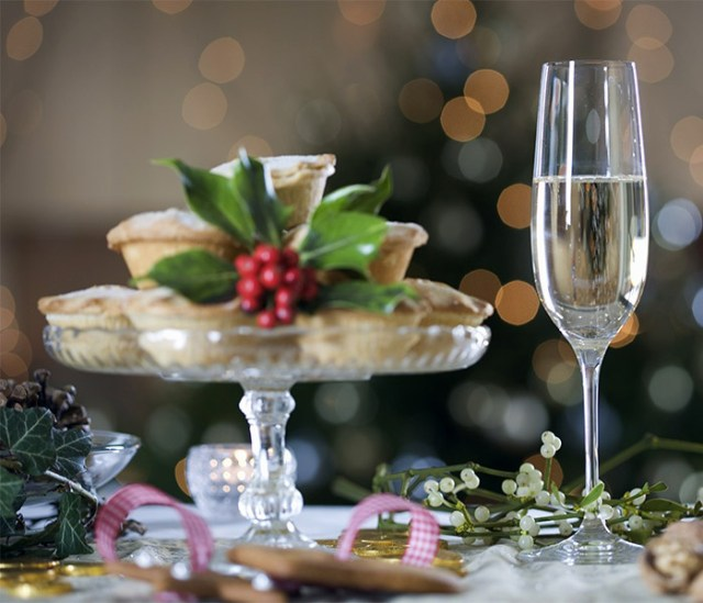 Southern Glazer's champagne food pairings
