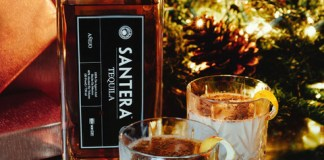 Santera Tequila Eggnog 2.0 cocktail recipe