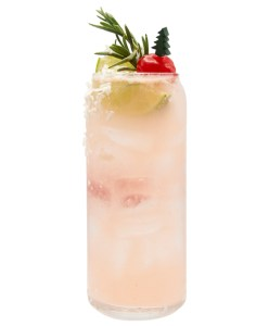 Monin Santa Claws Spritz cocktail recipe