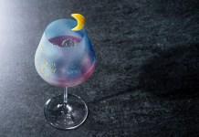 Pernod Ricard Starry Night cocktail recipe