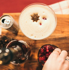 Golden Hour Martini cocktail recipe