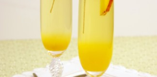 Be My Bellini cocktail recipe