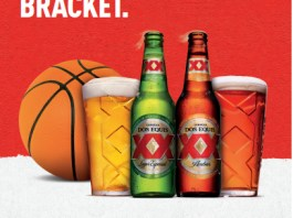 dos equis beer college basketball