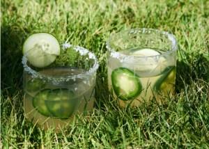 Spicy Margarita Taffer's Mixologist cocktail recipe