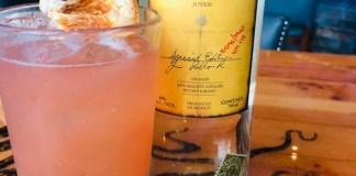 Waterbar Queen Anne's Revenge cocktail recipe