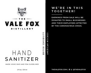 The Vale Fox Distillery