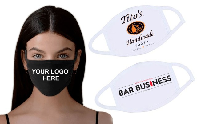 branded face masks foxyware