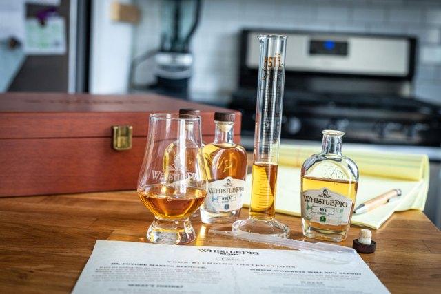 WhistlePig HomeStock Whiskey