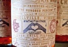 Catoctin Creek Distilling Company Infinity Barrel #InThisTogether Rye Whisky