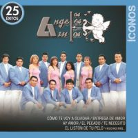 Los Angeles Azules - Iconos 25 Exitos (FLAC) (Mp3)