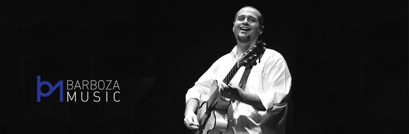 Pedro Barboza Music - Guitarrista, Compositor y Docente