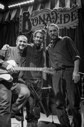 Pedro Barboza Trio at Bonafide NY 2018