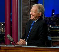 David Letterman pix