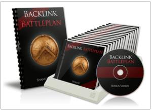 Backlink Battle Plan Logo