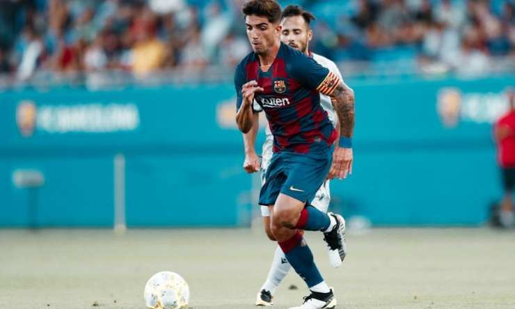 Monchu, Barça B's total midfielder deserving of more | Barca Universal