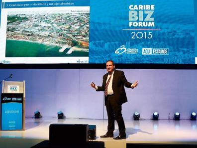 Caribe Biz Forum sept 2015