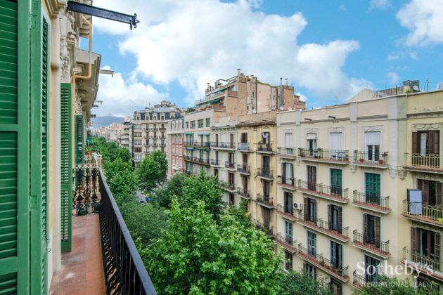 Apartment Eixample Barcelona