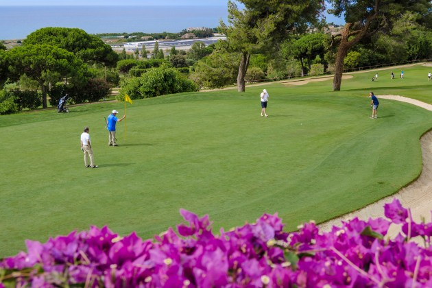 Cammpo de golf llavaneras