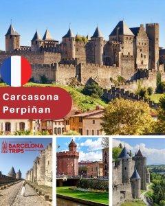 Carcassonne + Perpignan
