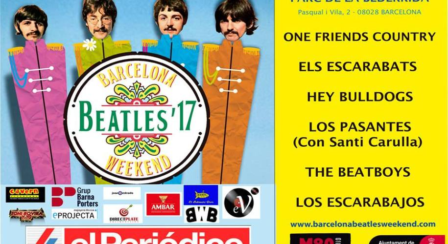 BEATLES, WEEKEND, TRIBUTO, GRUPOS