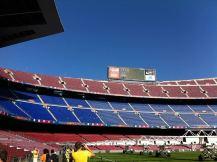 Camp Nou stands