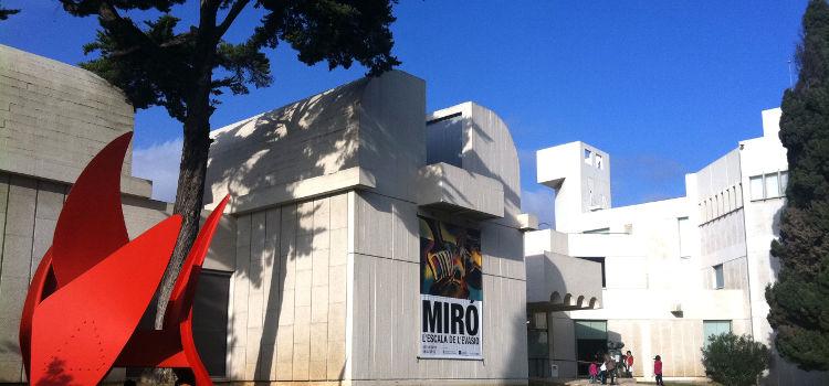 Joan Miro Museum