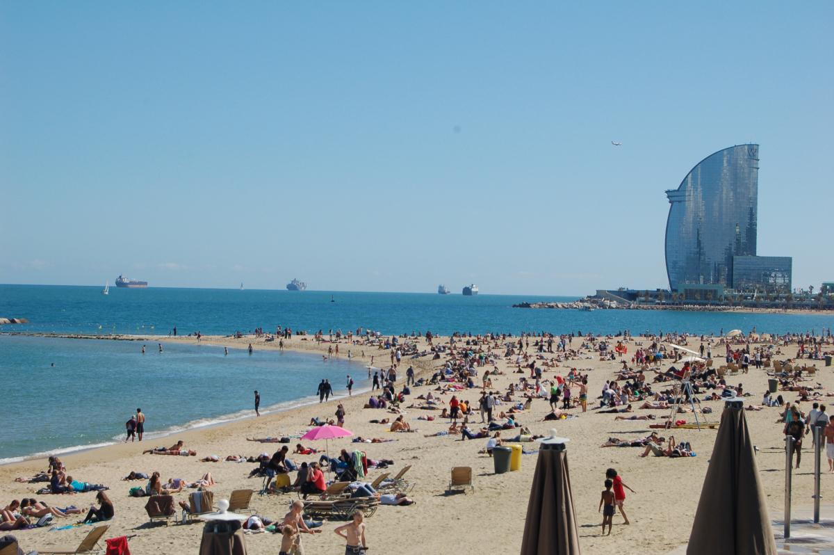 Port Olympic Neighbourhood Barcelona Barcelona Connect