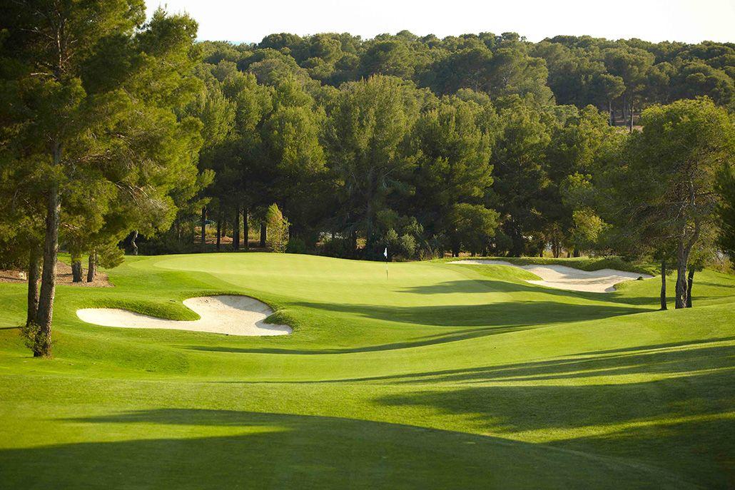 Lumine Golf Course Barcelona Golf