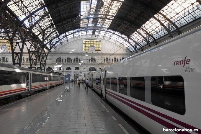 Estación de Francia.