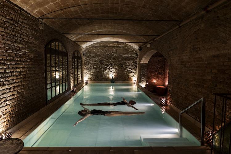 Naar de sauna in Barcelona
