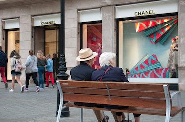 Barcelona shoppen en winkelen