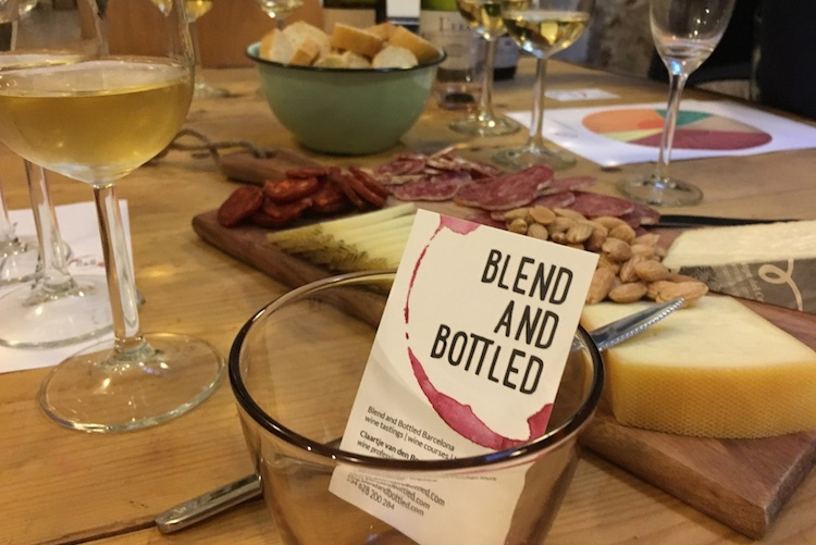 blend bottled
