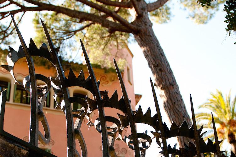 Casa Museu Gaudí Barcelona