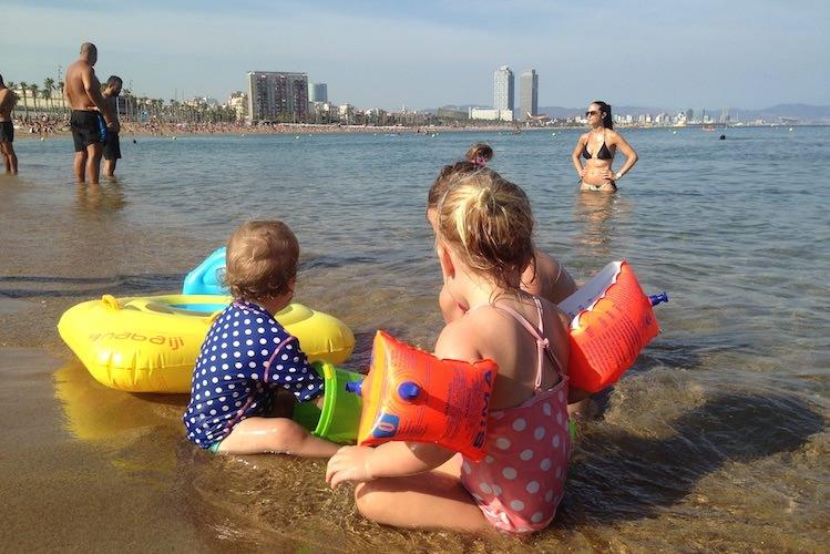 Bezoek Barcelona met kinderen