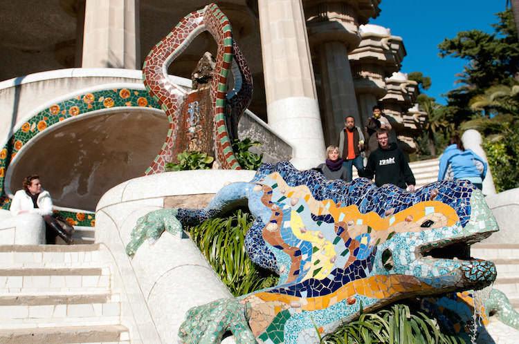 Modernisme Gaudí Barcelona