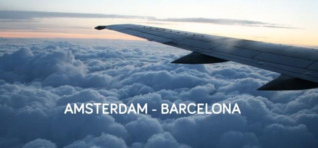 Amsterdam – Barcelona
