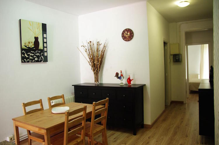 appartement goedkoop Villaroel