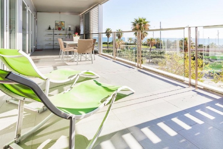 appartement strand family beach