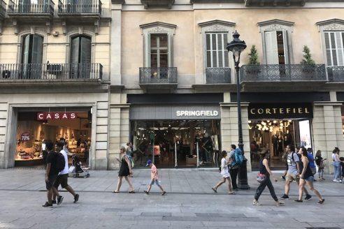 Shoppen In Barcelona Winkels Outlets En Uitverkoop